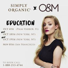 Simply Organic e O&M Education Simply Organic, Education, Books, Libros, Book, Onderwijs, Book Illustrations, Learning, Libri