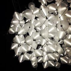 #lasvit #michaelyoung #light #tortona #salone