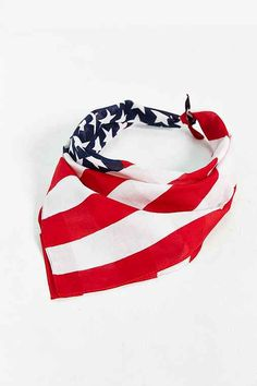 american flag bandana shirt