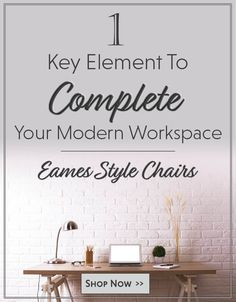 Eames-style & mid-century modern chairs add instant style to any environment. Classroom Furniture, Business Furniture, Eames Chairs, Waiting Rooms, Office Chairs, Modern Chairs, Mid-century Modern, Mid Century, Home Decor