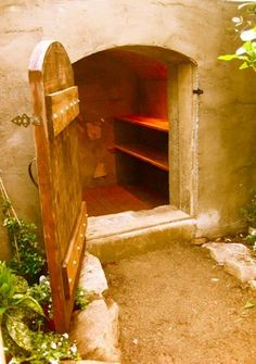 Culinary caves Cheese Cave, Caves, My Dream Home, Outdoor Living, House, Home, My Dream House, Haus, Outdoor Life