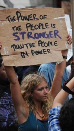Protest Signs, Protest Posters, Feminist Quotes, Amy Poehler, Power To The People, We The People, Live Your Life, Real Life, Funny Signs