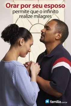 Familia.com.br | Obter ajuda divina: Como orar por seu cônjuge #Casamento #Oracao #Conjuge