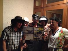 "Funny'Youboat 10 - ""Even the Village People are fond of Youboat Magazine"""
