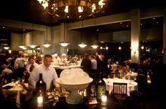 Osteria Mozza ~ Los Angeles, CA. Mario Battali. Well deserving of its Michelin Star.