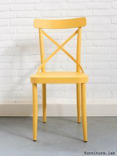 vintage II chair - furniture.lab // all aluminium series