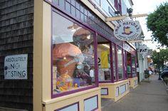 A must on the Vineyard! Mad Martha's Ice Cream, Oak Bluffs, Edgartown, Martha's Vineyard