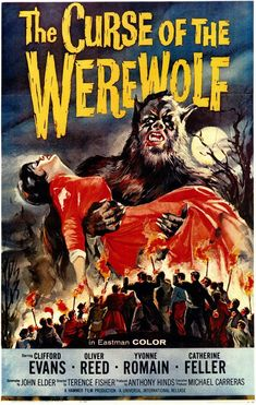 The Curse of the Werewolf / 吸血狼男 (1961)