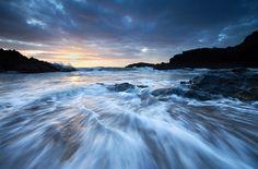 'Porth Twr Mawr' - Ynys Llanddwyn, Anglesey  by Kristofer Williams