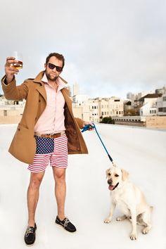 Menswear Weekly: Wear your patriotism with Chubbies 'Mericas. #makeliferewarding #SOTO
