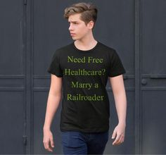 Free Healthcare Short sleeve men's t-shirt