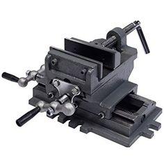 Drill Press Vise, Drill Press Stand, Drill Press Table, Metal Milling Machine, Drilling Machine, Paint Zoom, Automatic Center Punch, Cast Steel, Chrome Handles