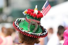 My favorite!    Derby Hats | 2013 Kentucky Oaks & Derby | May 3 and 4, 2013 | Tickets, Events, News