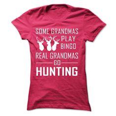 HUNTING GRANDMAs