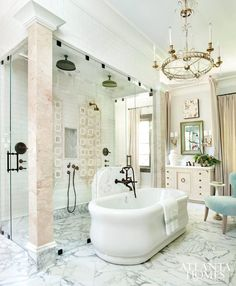 Design by Clay Snider; Clay Snider Interiors in collaboration with Design Galleria Kitchen and Bath Studio | Photographed by Erica George Dines | Atlanta Homes & Lifestyles |