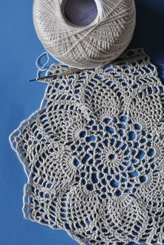 "Patina Moon: My Crochet Obsession and a Little ""Lucy Love"""