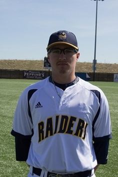 Grand Rapids Community College baseball player Dalton Phillips was named All-Region XII First Team, MCCAA All-Conference Team, First Team All-Conference.