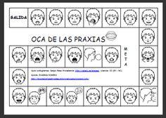 Ejercicios de lenguaje: Praxias linguales   Recursos para maestros de apoyo