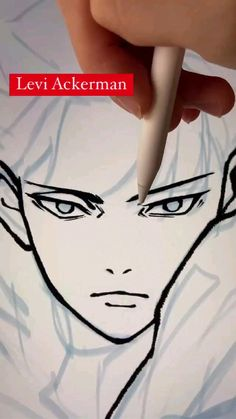 Awesome Levi art by @tingw_art