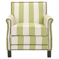 I pinned this Alicia Club Chair from the Safavieh Furniture event at Joss and Main! Major wow!