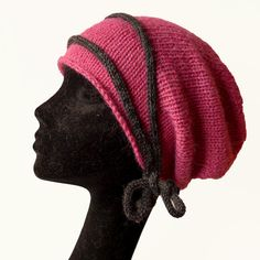 Baby Alpaca Women Knit Hat
