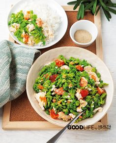 Healthy Menu, Healthy Dishes, Healthy Foods To Eat, I Foods, Healthy Eating, Healthy Recipes, Food Collage, Best Thai Food, Food Therapy