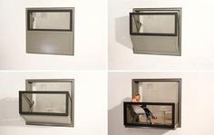 Convertible Window