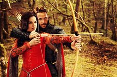 Outlaw Queen I want this scene to happen!!!