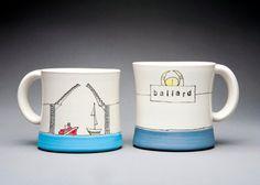 I love my Ballard mug