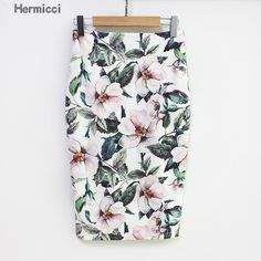9c7a3e1a37 Hermicci 2018 Summer StyLens Pencil Skirt Women High Waist Green Skirt -  CHICO AND SIMBA Vintage