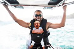 Funniest Donald Trump Memes: Tiny Trump on Vacation with Obama