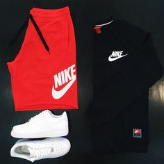 Nike Air Force 1 Nike AW77 Alumni Shorts Nike FB Fleece Crew