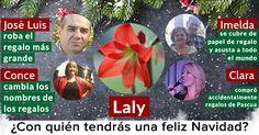 ¿Con quién tendrás una feliz Navidad?