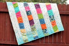 Moda Bake Shop: The Crinkle Quilt