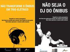 DJs de ônibus podem ser multados em Porto Alegre (Foto: Divulgação, Carris)