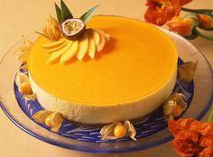 Mangokake Gelatin, Mango, Tasty, Sweets, Baking, Cake, Desserts, Recipes, Food