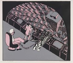 """""""Where is the Mind, When the Body is Here?"""": Pushwagner's Soft City (1970)"""