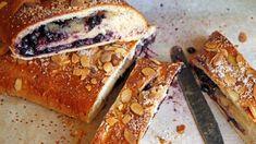 Foto: Tone Rieber-Mohn / NRK Danish Dessert, Cake Recipes, Dessert Recipes, Frisk, Different Recipes, No Bake Desserts, Bread Baking, Food To Make, Sandwiches