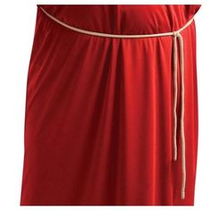 Disfraz de Lucifer Rojo para hombres y mujeres. Halloween Red Lucifer costume for women and men.