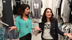 Caravan Stylist Studio presents WOMEN EMPOWERMENT with Gabrielle Ruiz of Crazy Ex–Girlfriend and Stacy Igel of Boy Meets Girl chatting about charities, hard ...