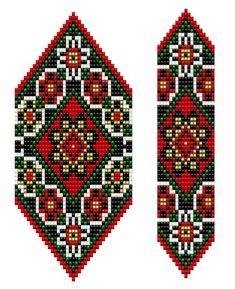 loom beading for beginners Loom Bracelet Patterns, Seed Bead Patterns, Bead Loom Bracelets, Beaded Jewelry Patterns, Peyote Patterns, Beading Patterns, Cross Stitch Patterns, Seed Bead Tutorials, Beaded Banners