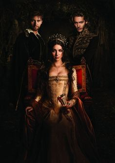 Reign .  Sebastian. Mary. Francis.