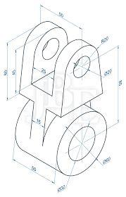 Un blog para aprender AutoCAD con ejercicios desarrollados paso a paso y ejercicios propuestos para los diferentes niveles.
