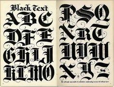 Resultado de imagem para gangster tattoo fonts
