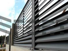 Фотогалерея Palisade Fence, Fence Gate, Fencing, Modern Fence Design, Balcony Railing, Wardrobe Design, Iron Gates, Gate Design, Blinds