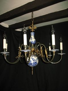 Antiques Atlas - Flemish Chandelier