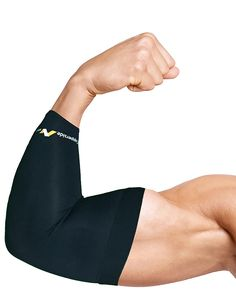 Copperside Athletics Premium Copper Compression Elbow Sleeve - GUARANTEED Recovery and Healing-Performance for Muscle and Joint Support - Top Notch Quality-Comfortable to Wear - Not a Tommie Fit Brace *** Be sure to check out this awesome product.