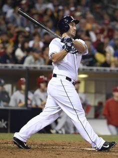 Brett Wallace, San Diego Padres