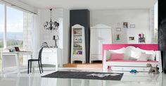 NOEL 2014 Chambre ado Parole en MDF 4 meubles pour garçon ou pour fille lit 200x90 cm , armoire 2 portes, bureau,commode.http://www.baby-mania.com/Chambres-ado-lit-200-x-90-cm/PINIO-Parole-en-MDF-Lit-200-x-90-cm-4-meubles. Prix 1349 euros au lieu de 1499 euros 10% de réduction avec le code promo offert par Baby-mania.com
