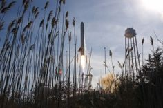 Walloped by a rocket launch on Virginia's Wallops Island - The Washington Post